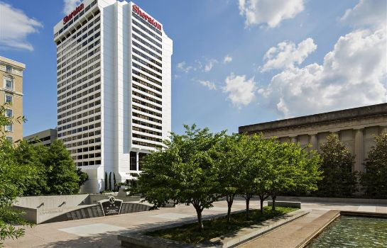 Vista esterna Sheraton Grand Nashville Downtown