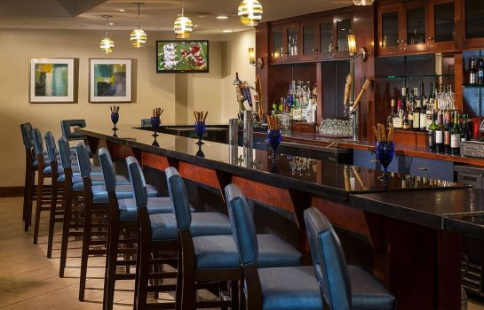 Hotel bar Holiday Inn HARTFORD DOWNTOWN AREA