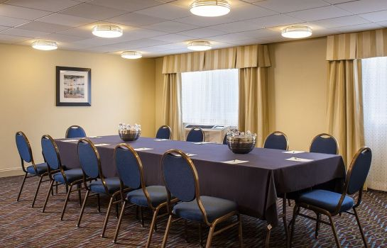 Conference room Holiday Inn HARTFORD DOWNTOWN AREA