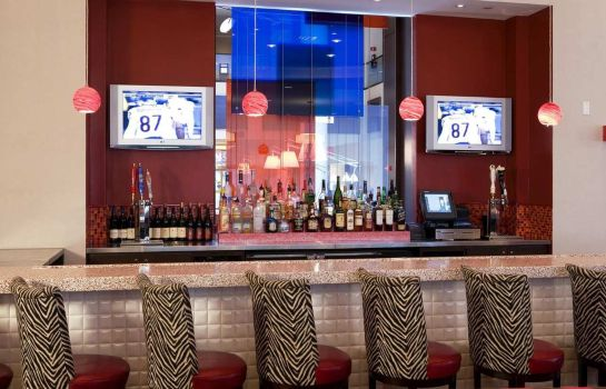 Hotel bar Hilton Meadowlands