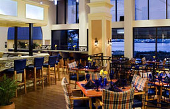 Restaurant Sheraton Norfolk Waterside Hotel