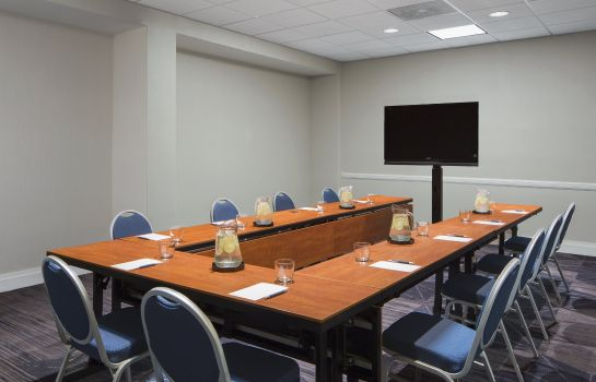 Conference room Sheraton Norfolk Waterside Hotel