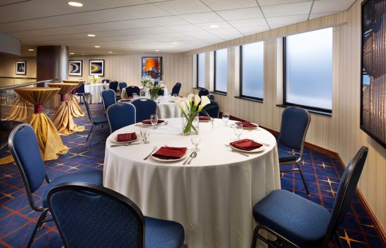 Conference room Sheraton Cleveland Airport Hotel