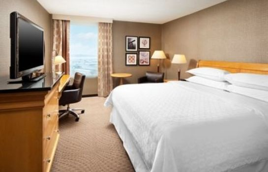 Zimmer Sheraton Cleveland Airport Hotel