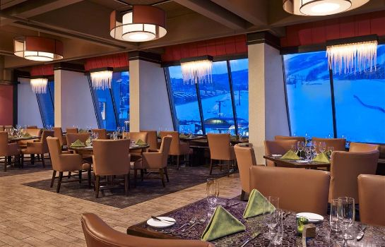 Restaurante Sheraton Steamboat Resort