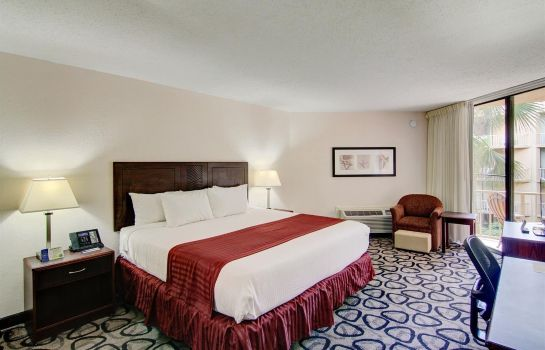Chambre PARAMOUNT PLAZA HOTEL AND SUITES