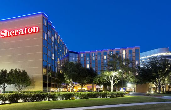 Außenansicht Sheraton Houston Brookhollow Hotel