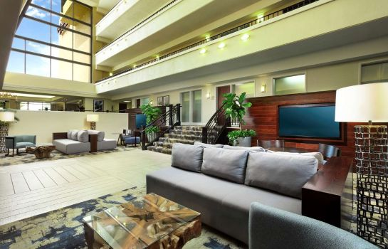 Hotelhalle DoubleTree by Hilton Columbia South Carolina