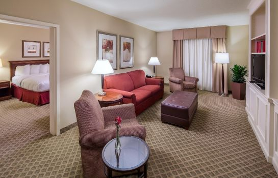 Suite DoubleTree by Hilton Columbia South Carolina