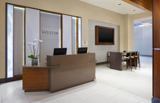 Hol hotelowy The Westin Crystal City Reagan National Airport