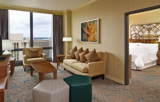 Zimmer The Westin Crystal City Reagan National Airport
