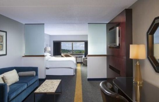 Zimmer Sheraton Syracuse University Hotel & Conference Center