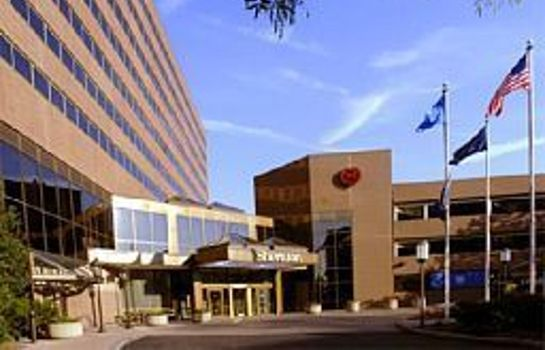 Außenansicht Sheraton Syracuse University Hotel & Conference Center