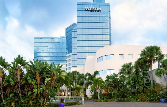 Exterior view The Westin Fort Lauderdale