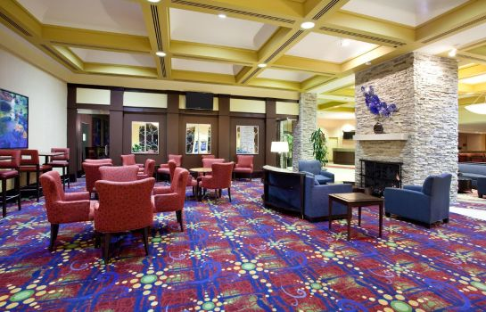 Lobby Hotel Elegante Conference Center CO Springs