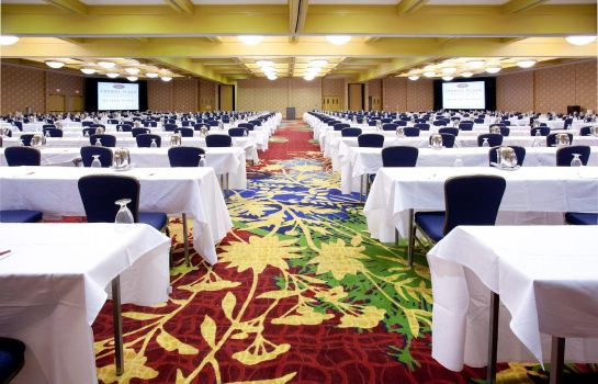 Conference room Hotel Elegante Conference Center CO Springs