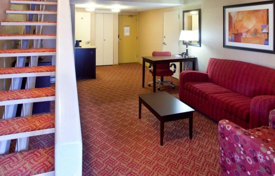 Room Hotel Elegante Conference Center CO Springs