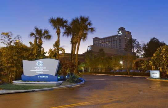 Exterior view DoubleTree by Hilton Orlando at SeaWorld