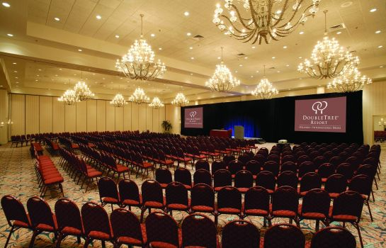 Conference room DoubleTree by Hilton Orlando at SeaWorld