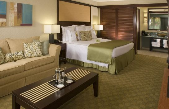 Zimmer DoubleTree by Hilton Orlando at SeaWorld