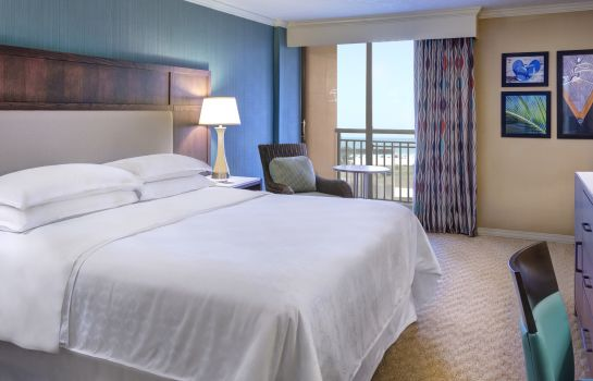 Kamers Sheraton Sand Key Resort