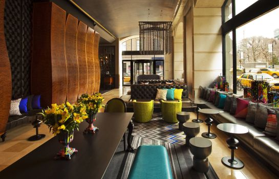 Hol hotelowy W New York – Union Square