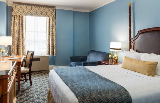 Chambre individuelle (standard) FRANCIS MARION HOTEL