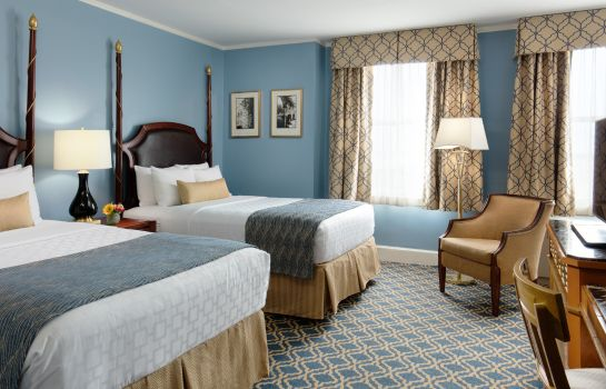 Double room (standard) FRANCIS MARION HOTEL
