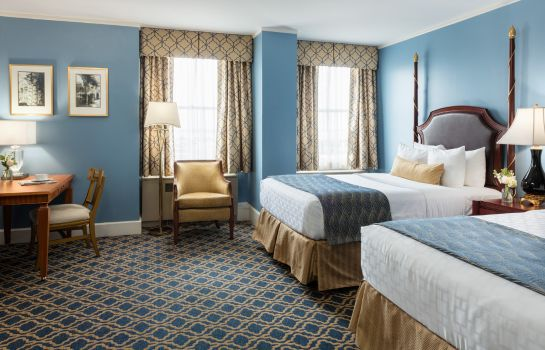 Chambre double (confort) FRANCIS MARION HOTEL