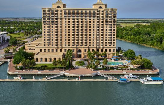 Exterior view The Westin Savannah Harbor Golf Resort & Spa