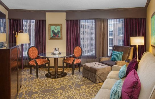 Suite Grand Bohemian Hotel Orlando Autograph Collection