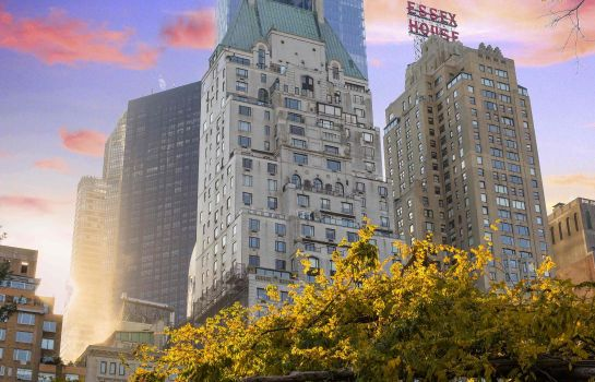 Vue extérieure JW Marriott Essex House New York