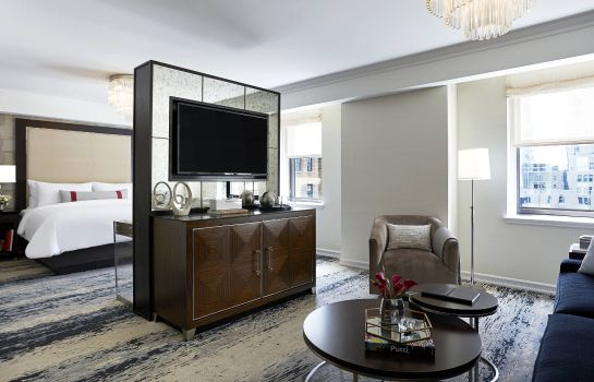 Suite JW Marriott Essex House New York