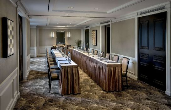 Conference room JW Marriott Essex House New York