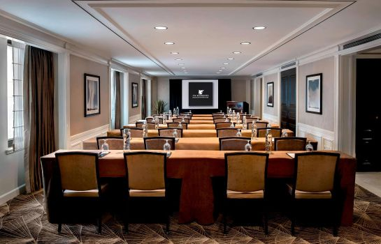 Sala de reuniones JW Marriott Essex House New York