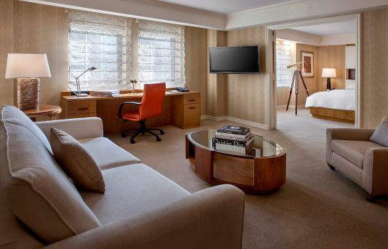 Chambre JW Marriott Essex House New York