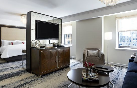 Habitación JW Marriott Essex House New York