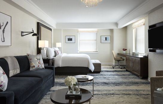 Zimmer JW Marriott Essex House New York