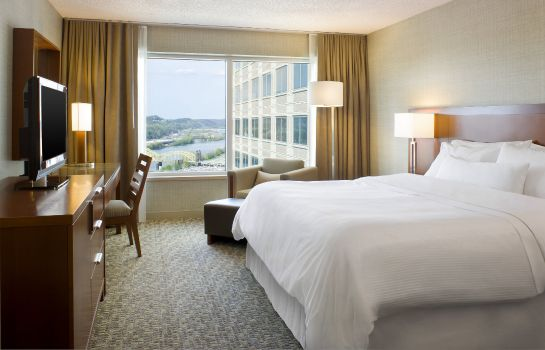 Zimmer The Westin Convention Center Pittsburgh