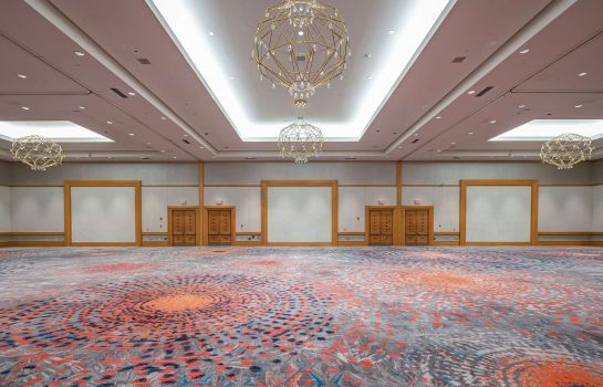 Conference room Diplomat Beach Resort Hollywood Curio