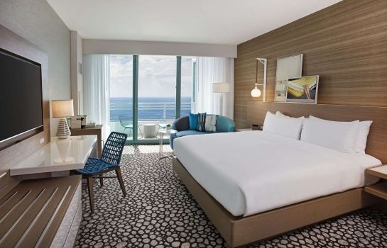 Chambre Diplomat Beach Resort Hollywood Curio