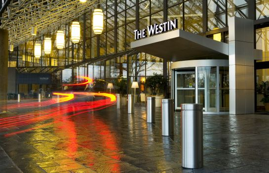 Buitenaanzicht The Westin Atlanta Airport