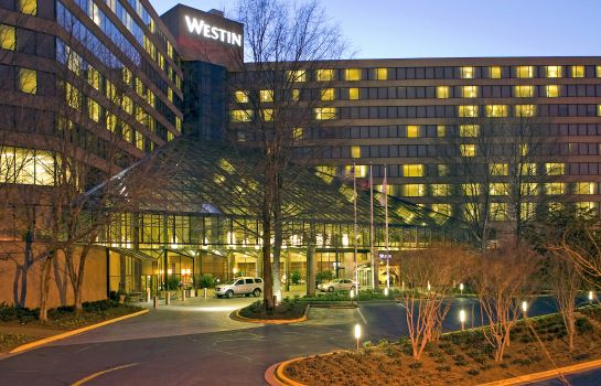 Exterior view The Westin Atlanta Airport