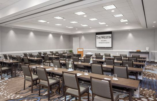 Conference room The Westin Atlanta Perimeter North