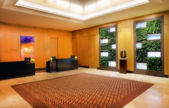 Hall Boston The Westin Copley Place