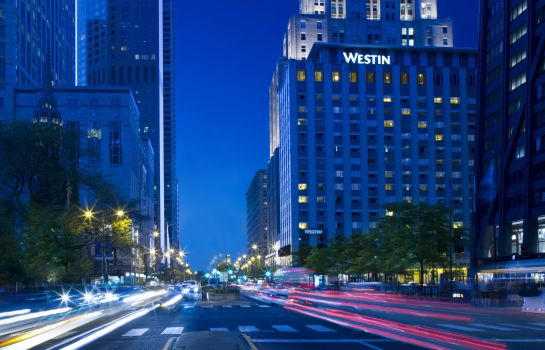 Außenansicht The Westin Michigan Avenue Chicago
