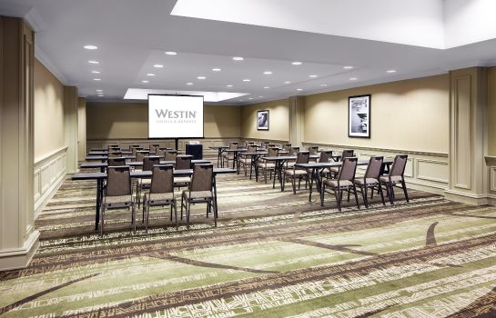 Sala konferencyjna The Westin Michigan Avenue Chicago
