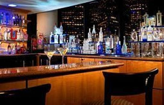 Bar hotelowy Los Angeles The Westin Bonaventure Hotel & Suites