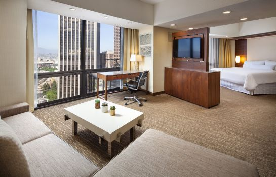 Suite The Westin Bonaventure Hotel & Suites Los Angeles