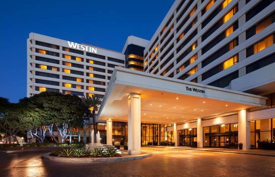 Buitenaanzicht The Westin Los Angeles Airport